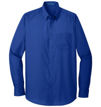 Load image into Gallery viewer, Men's Port Authority <br>Carefree Poplin Shirt