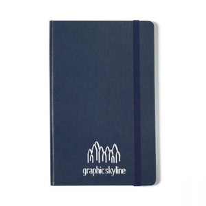 Moleskine Hard Cover <br>Ruled Large Notebook