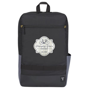 "Tranzip Case 15"" <br>Computer Backpack"