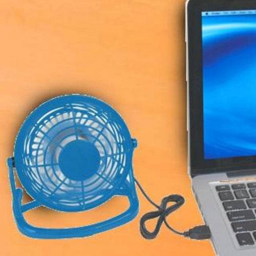 USB <br>Desk Fan