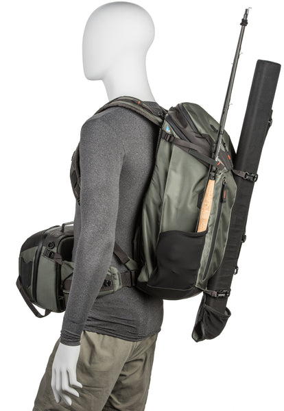 rotation180° Catch & Release Fly Fishing Backpack
