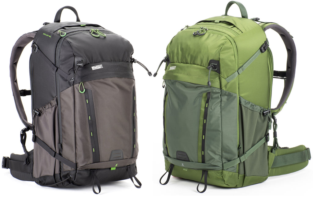 MindShift Gear's BackLight 36L Outdoor Photography Backpack Offers Expanded Capacity
