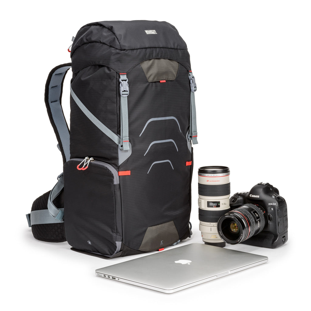 UltraLight™ Dual 36L shown with gear