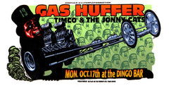 Gas Huffer Poster PSTR-PS029