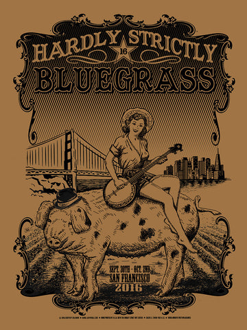 2016 Hardly Strictly Bluegrass  PSTR-LM029