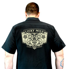 Lucky Lable Workshirt WS-187