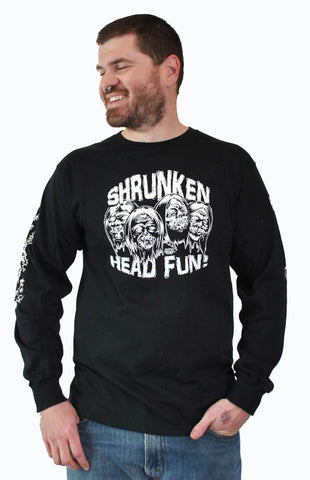 Shrunken Head Fun M-053LS