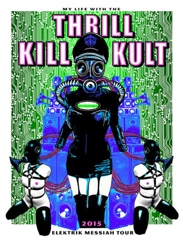2015 Thrill Kill Kult PSTR-LM027