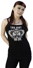 Too Fast For Love Tank Top GT-175