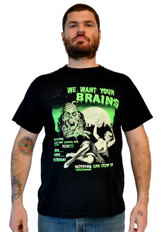 We Want Brains M-210