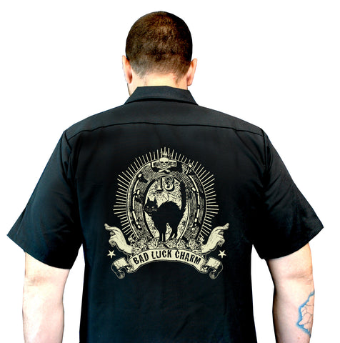 Bad Lucky Charm Workshirt WS-145