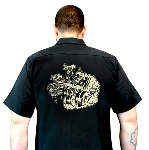 BurnoutWorkshirt WS-298