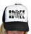 Rock N Roll Trucker Hat  T-328