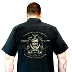Scallywag Workshirt WS-134