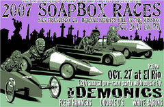 Soapbox Derby 2007 Poster PST-LM016
