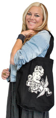 Poison N Sugar Tote Bag  B-198