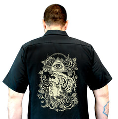 Tigerskull Workshirt WS-290