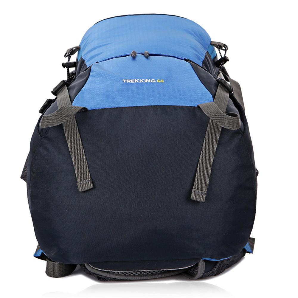 60L Free Knight Waterproof Outdoor Climbing Hiking Mountaineering Backpack
