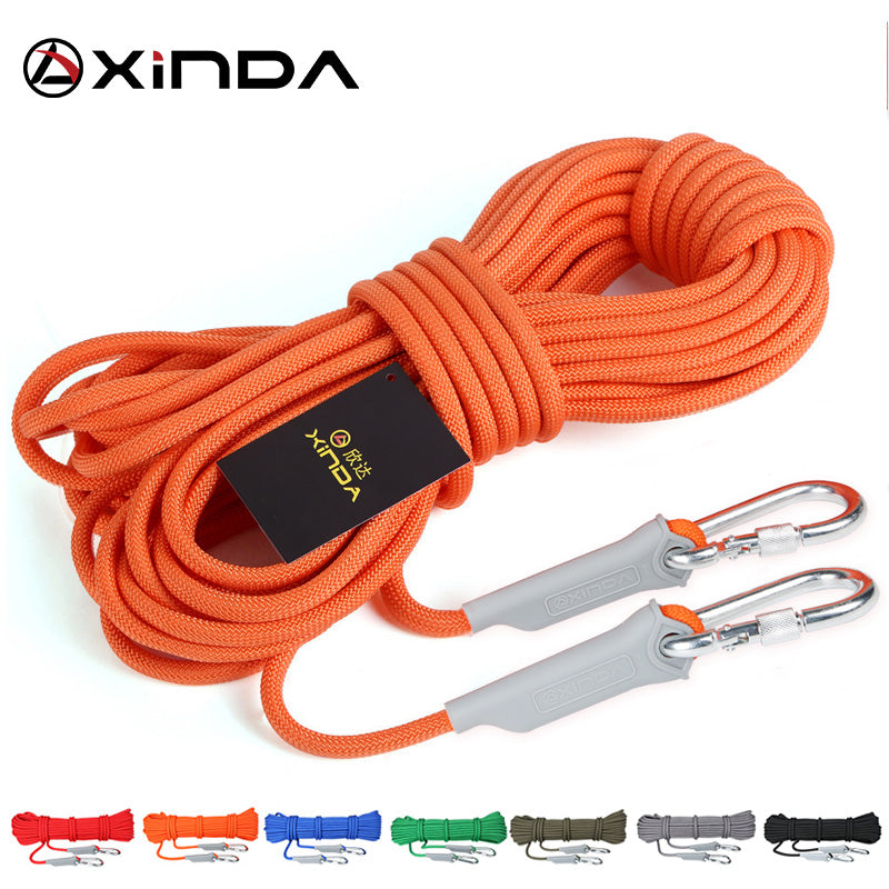 10M Professional Outdoor Hiking, Camping High Strength Safety Rope
