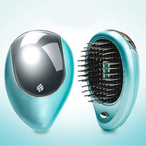 New Electric Ionic hairbrush, massage comb, travel styling tools, smoother hair