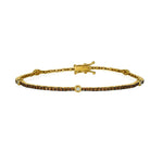 14K Honey Gold Bracelet