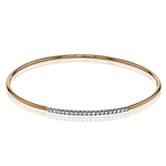 LB2017-R BANGLE 18k Gold White