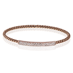 LB2020 BANGLE 18k Gold White
