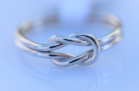 Love Knot Rings