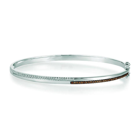 14K Vanilla Gold Bangle