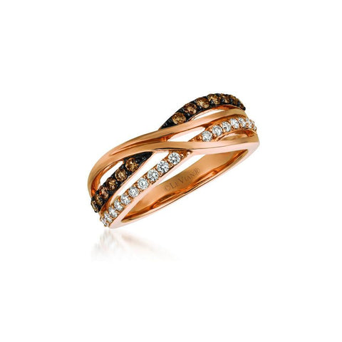 14K Strawberry Gold Ring