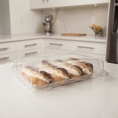 "2.25"" Éclair, Donut & Roll Package (0831)"