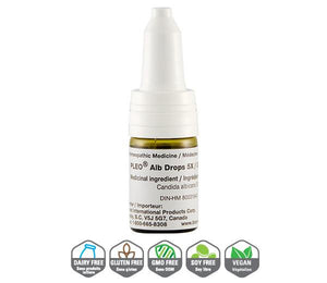 Pleo-Alb drops - 10ml