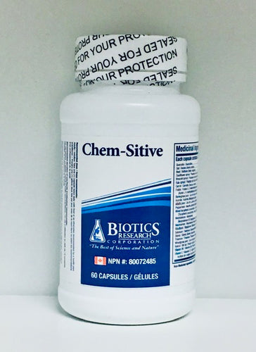 Chem-sitive - (formerly Scent Arest)  - 60 capsules