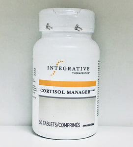 Cortisol Manager ( 30 Capsules )