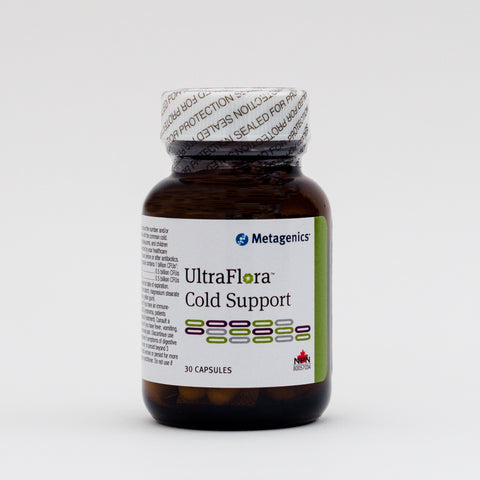Ultra Flora Cold Support ( 30 Capsules )