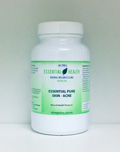 Essential Pure Skin - Acne (120 capsules)