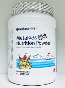 MetaKids Nutrition Powder (Formerly called UltraCare for Kids-Vanilla) (672 g)