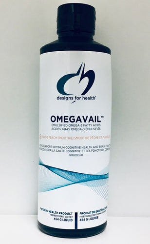 OmegAvail Citrus Sorbet Smoothie (454 g Liquid)