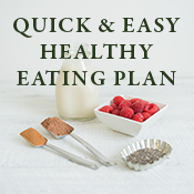 Quick and Easy Healthy Eating Plan
