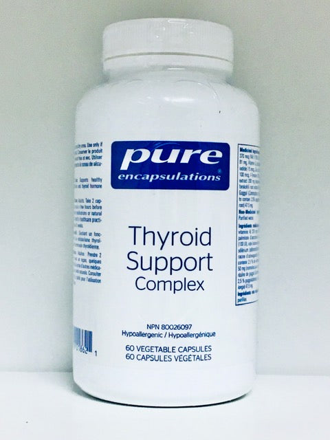 Thyroid Support Complex (60 Capsules)
