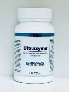 Ultrazyme (60 Capsules)