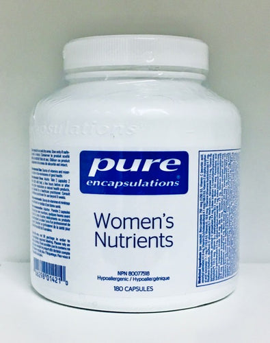 Womens Nutrients- Douglas Labs (180 Capsules)