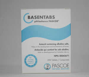 Basentabs pH Balance (200 Tablets)