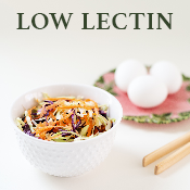 Low Lectin Menu Plan