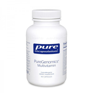 Pure Genomics Multivitamin (60 Capsules)