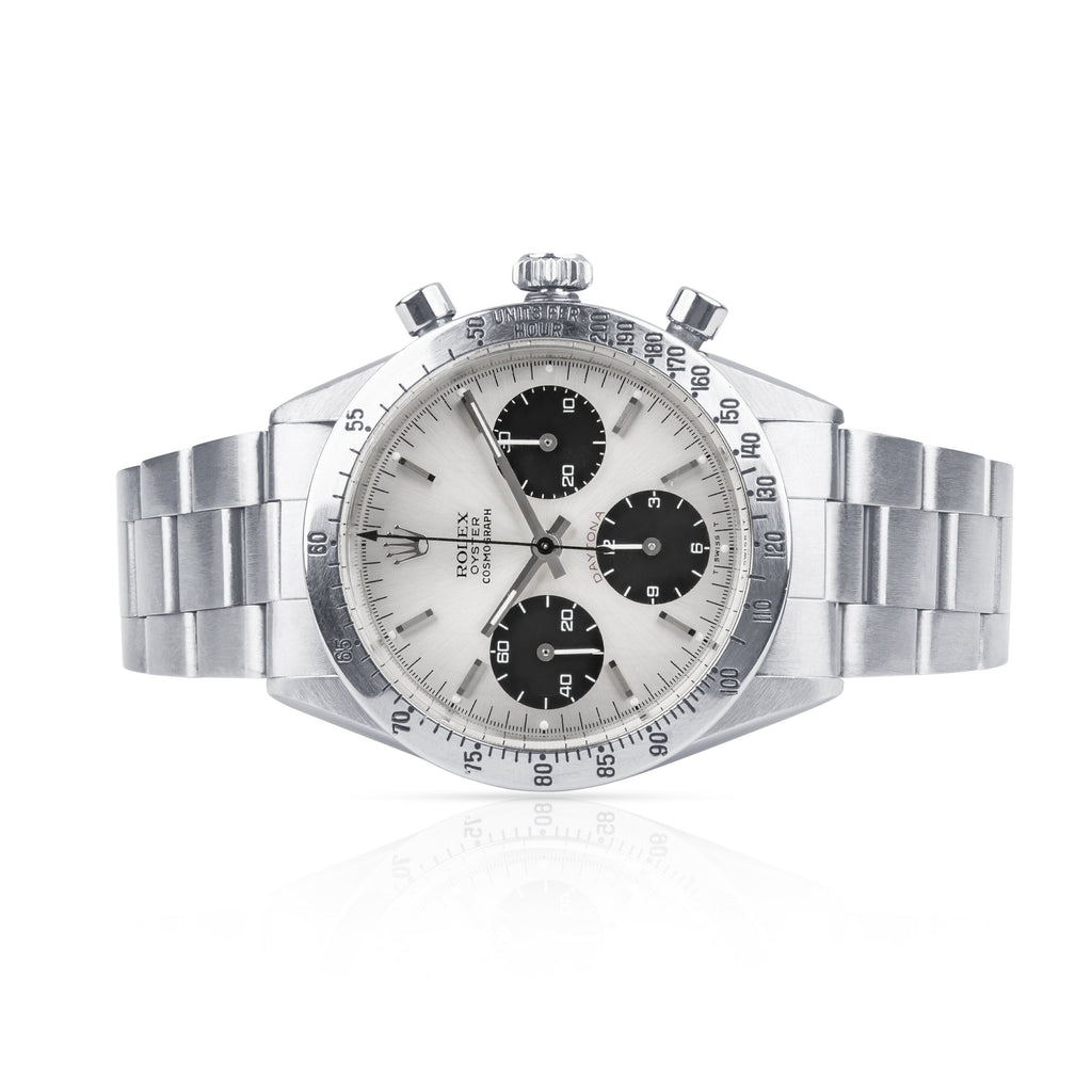 Rolex Vintage Daytona Stainless Steel Model 6239 Circa 1959