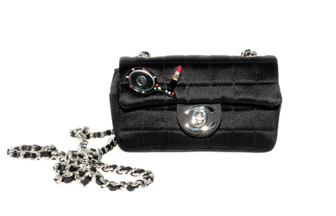 Chanel Cross body Bag Limited Edition - Lipstick Charm Bag.