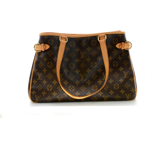 Louis Vuitton Monogram Batignoles Horizontal Tote Bag.