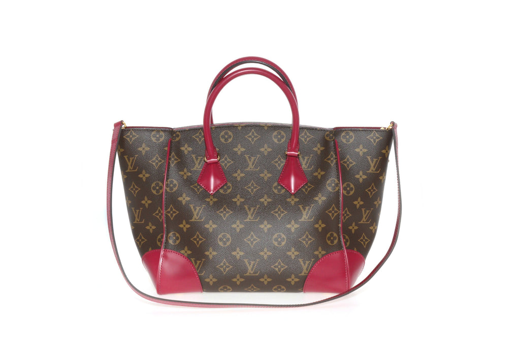 Louis Vuittion Monogram & Fuchsia Phenix MM.