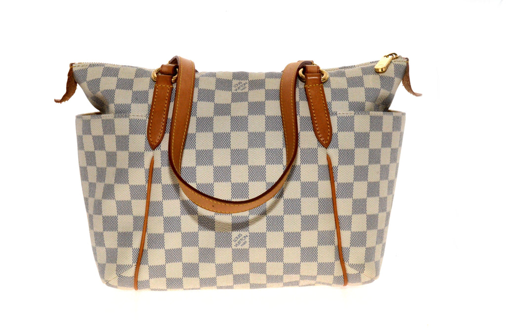 Louis Vuttion Damier Azur Totally PM.